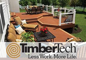 TimberTech Deck - Burton Lumber
