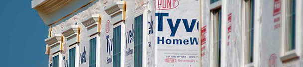 DuPont Tyvek House Wrap