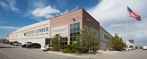 Burton Lumber - Salt Lake City Utah Main Location