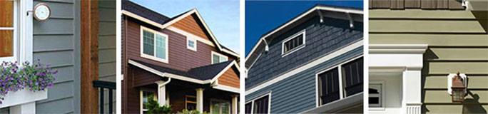Siding and Trim for Houses