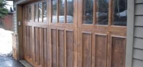 Traditional-Clear Cedar-Raised Panel