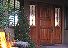 Custom Wood Doors by Woodcraft