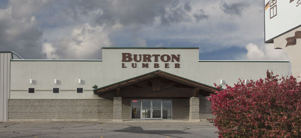 Layton Lumberyard Location