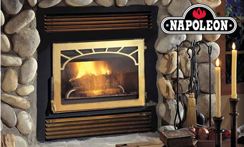 Napoleon Fireplaces Utah