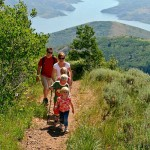 Family Mountain Hike Heber Valley Utah