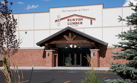 Burton Lumber Heber City Utah Locationj