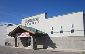 Burton Lumber - Layton Location