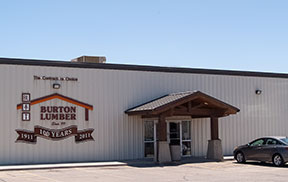Burton Lumber Lindon Location