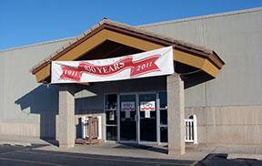 Burton Lumber - St George Utah Location