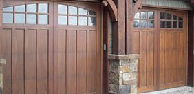 Woodcraft Garage Doors - Traditional Style