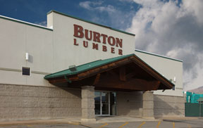 Burton Lumber Layton Location
