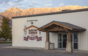 Burton Lumber - Lindon Utah Location