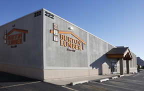 Burton Lumber - St George Utah Location