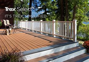 Trex Decking - Burton Lumber