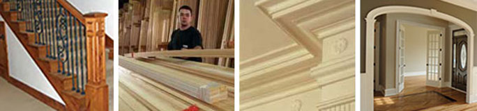 Trim and Moulding profiles