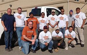 Burton Lumber Southern Truss Plant Team