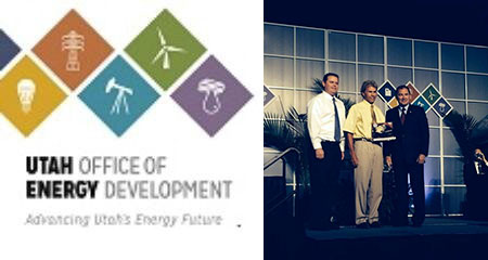 Utah Office of Energy Development Environmental Leader of the Year