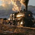 Heber Valley Utah Steam Engine