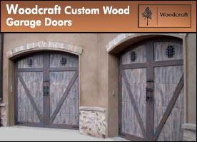 Woodcraft Garage Doors
