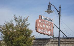 Burton Lumber Holladay Location